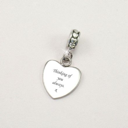 Thinking of You Always, Memorial Charm